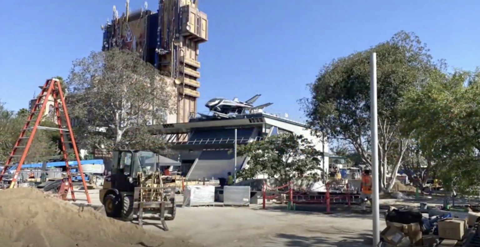 PHOTOS: Check Out the Construction Progress on Avengers ...