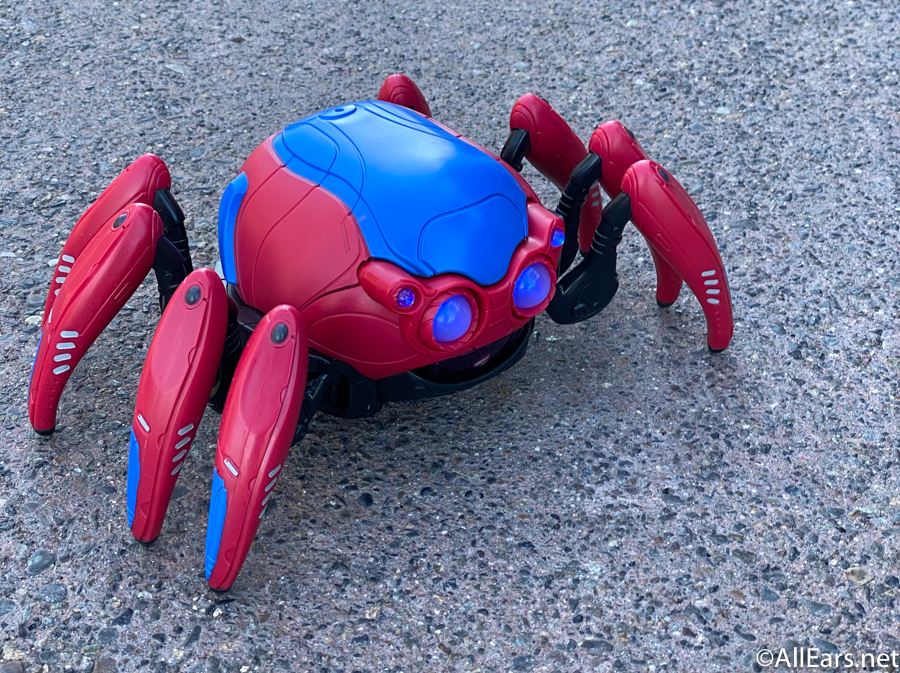 PHOTOS! Check Out the NEW Spider-Bots and Avengers Campus Merch at Disneyland! - AllEars.Net