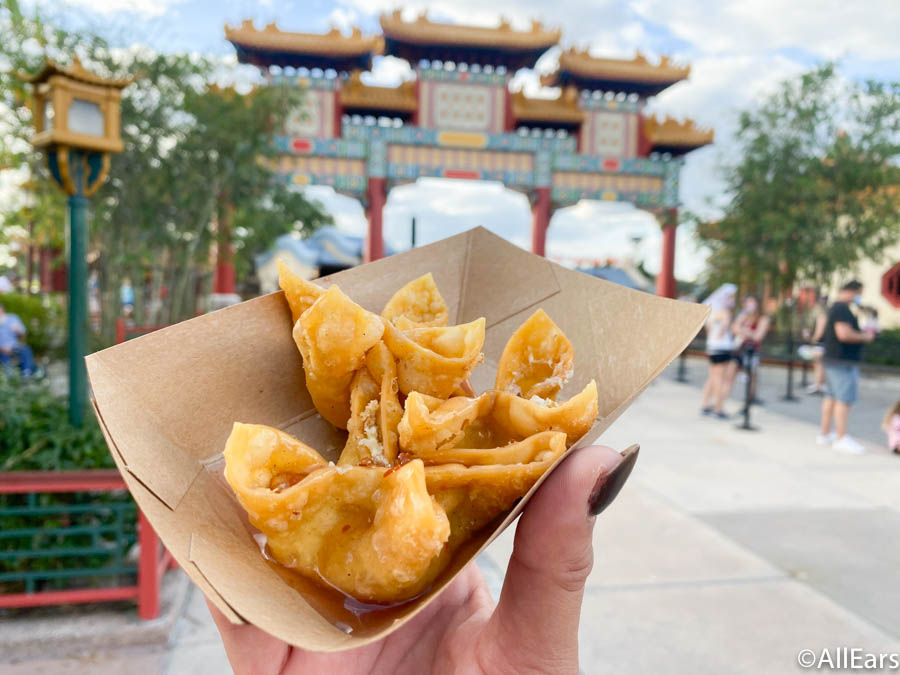 Our Top Eats at EPCOT's Flower and Garden Festival