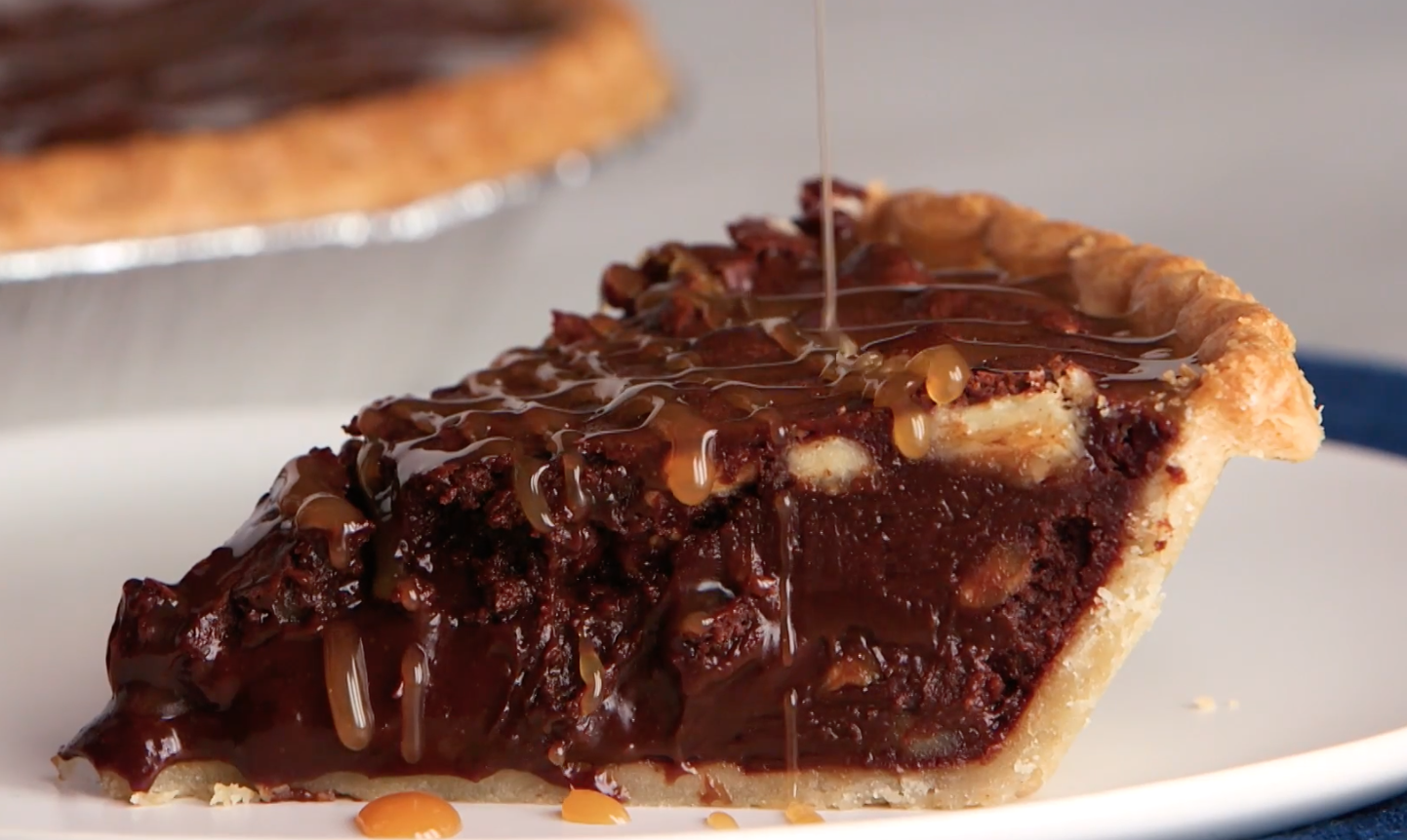 Disney Recipe: This Ghiradelli Fudge Pie Recipe Will Leave You Dreaming of Chocolate - AllEars.Net