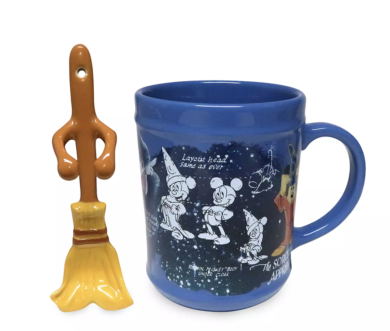 New Disney Mugs Featuring Sorcerer Mickey Tangled And More Have Arrived Online Allears Net
