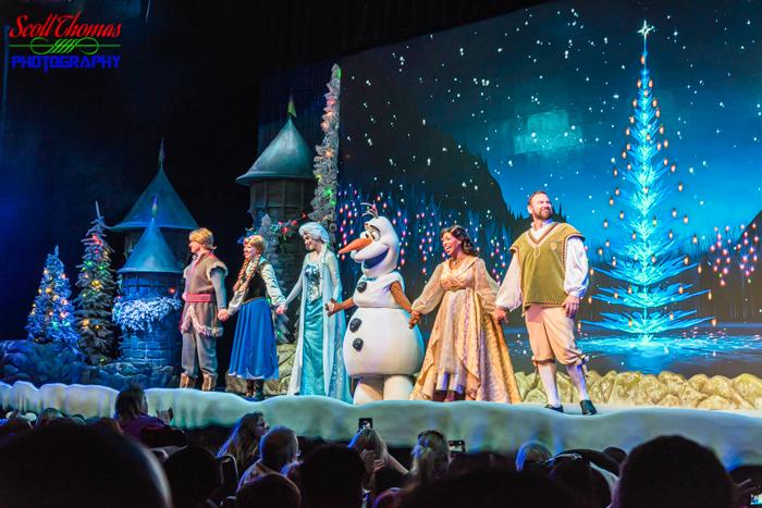 Frozen Sing-Along Celebration Christmas edition