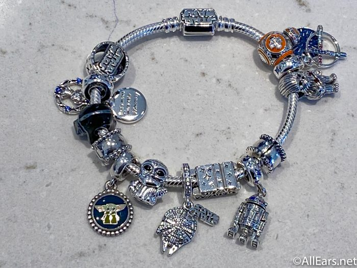 PHOTOS: The Force is Strong With These Pandora 'Star Wars' Charms ...
