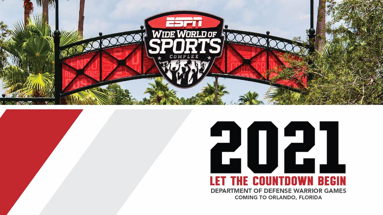 Disney World Will Host The Department Of Defense Warrior Games At The Espn Wide World Of Sports Next Year Allears Net