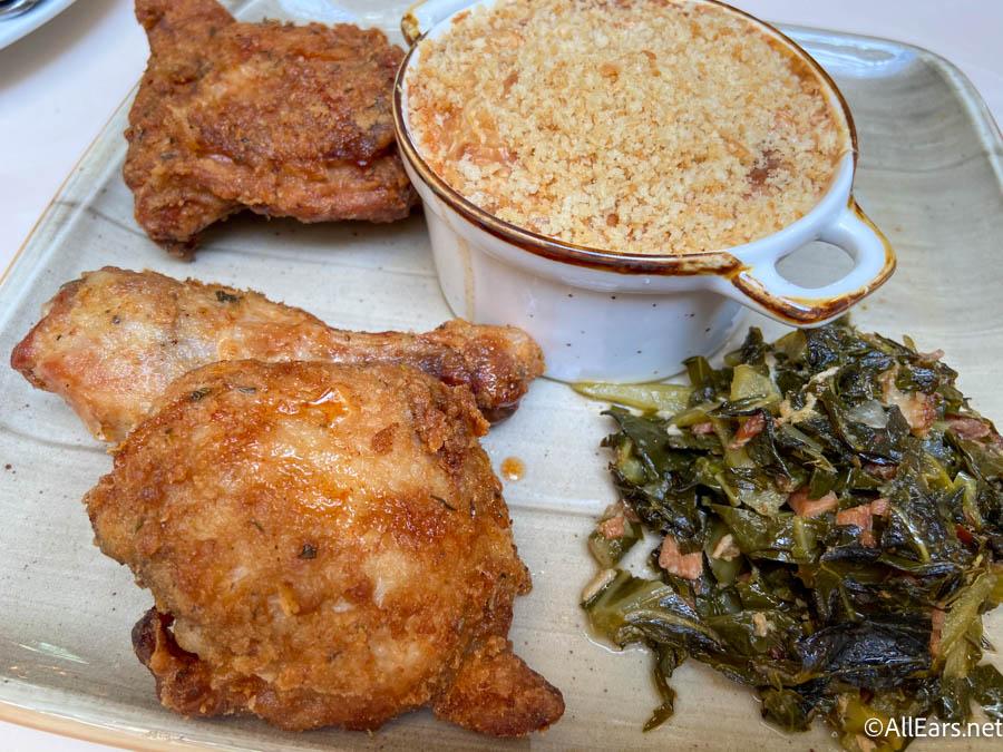Crispy-fried Chicken