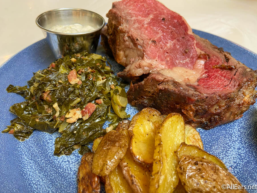 Fire-roasted Prime Rib of Beef