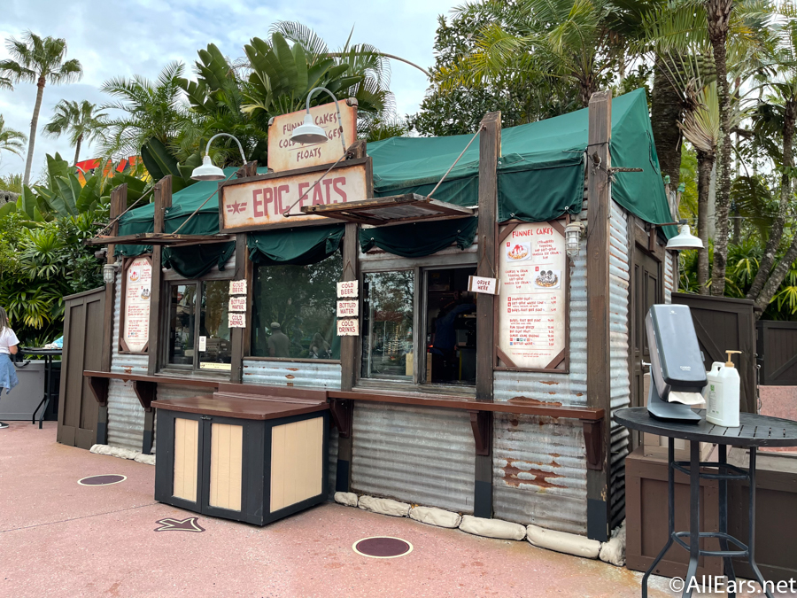 PHOTOS! Epic Eats Has Officially Reopened in Disney's Hollywood Studios! - AllEars.Net