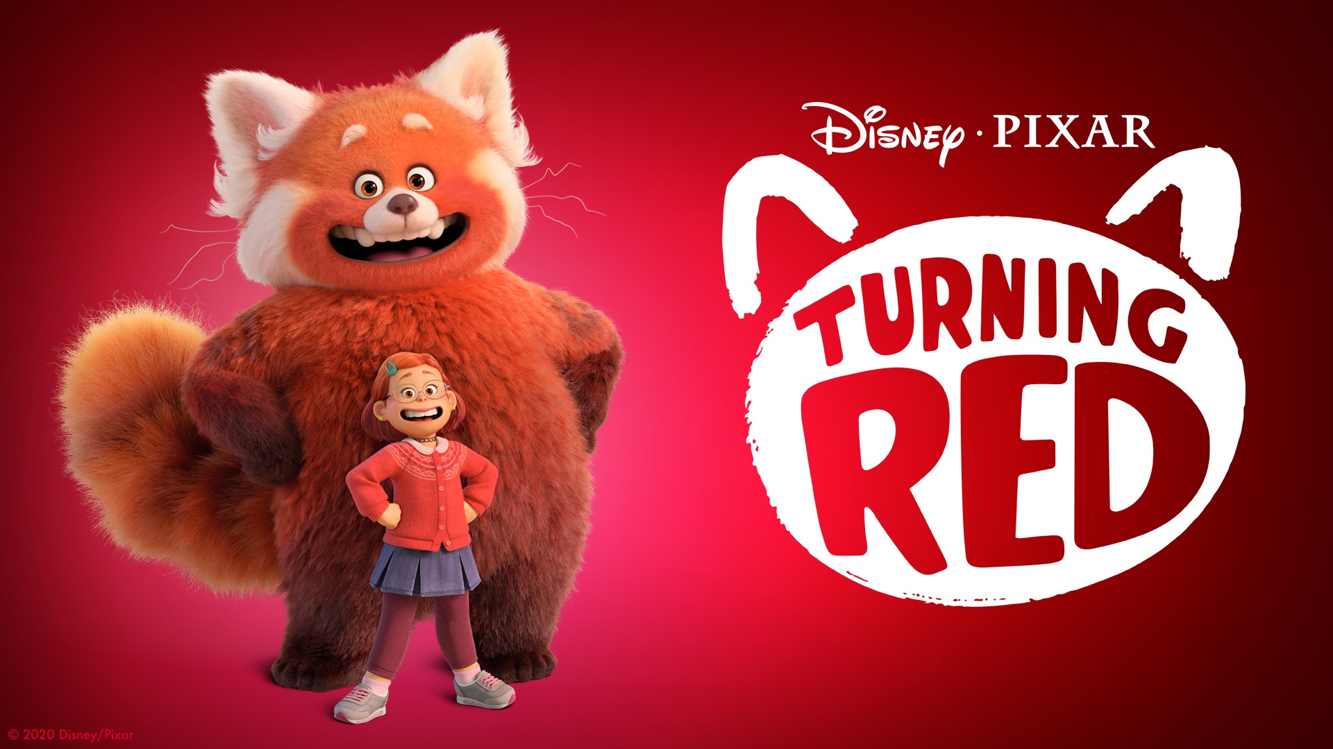 News! Pixar Announces New Feature Film, 'Turning Red,' is Coming in 2022 -  AllEars.Net