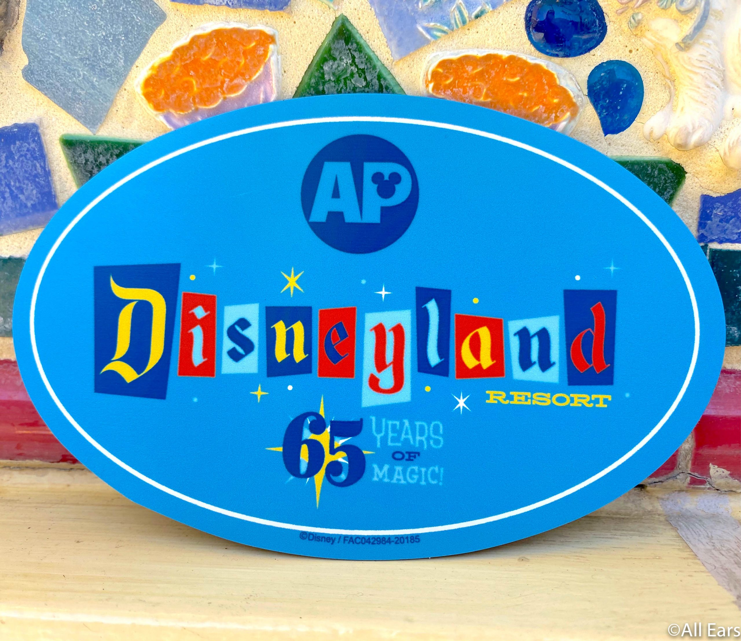 Disney Parks 2021 Walt Disney World Magnet New