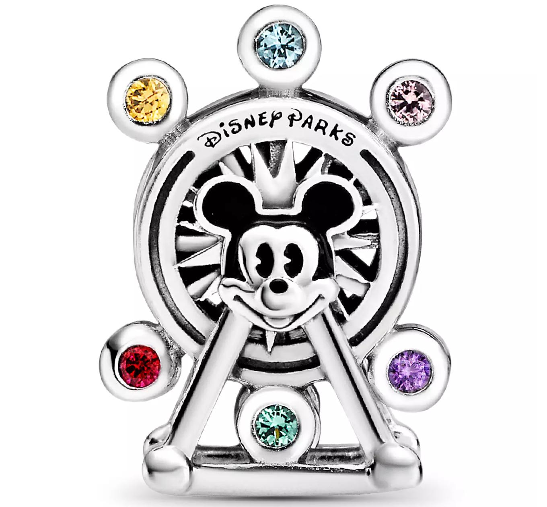 Four NEW Sparkly Disney Park Pandora Charms Have Arrived Online ...