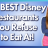AllEars TV: The BEST Disney World Restaurants You Refuse to Eat At!