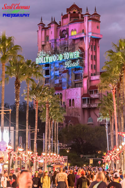 Tower of Terror Guests