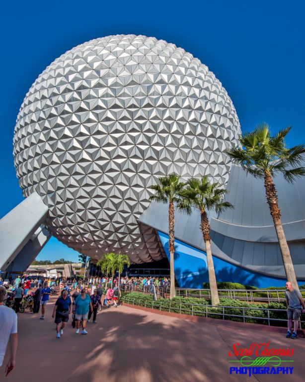 Spaceship Earth Guests