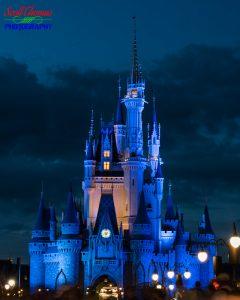 Cinderella Castle ISO 100