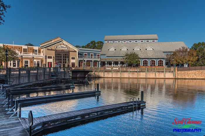 Port Orleans-Riverside Resort Dining Locations