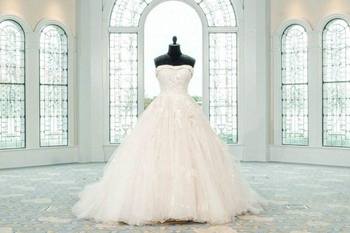 Sneak Peek At These New Disney Princess Wedding Gowns Allears Net