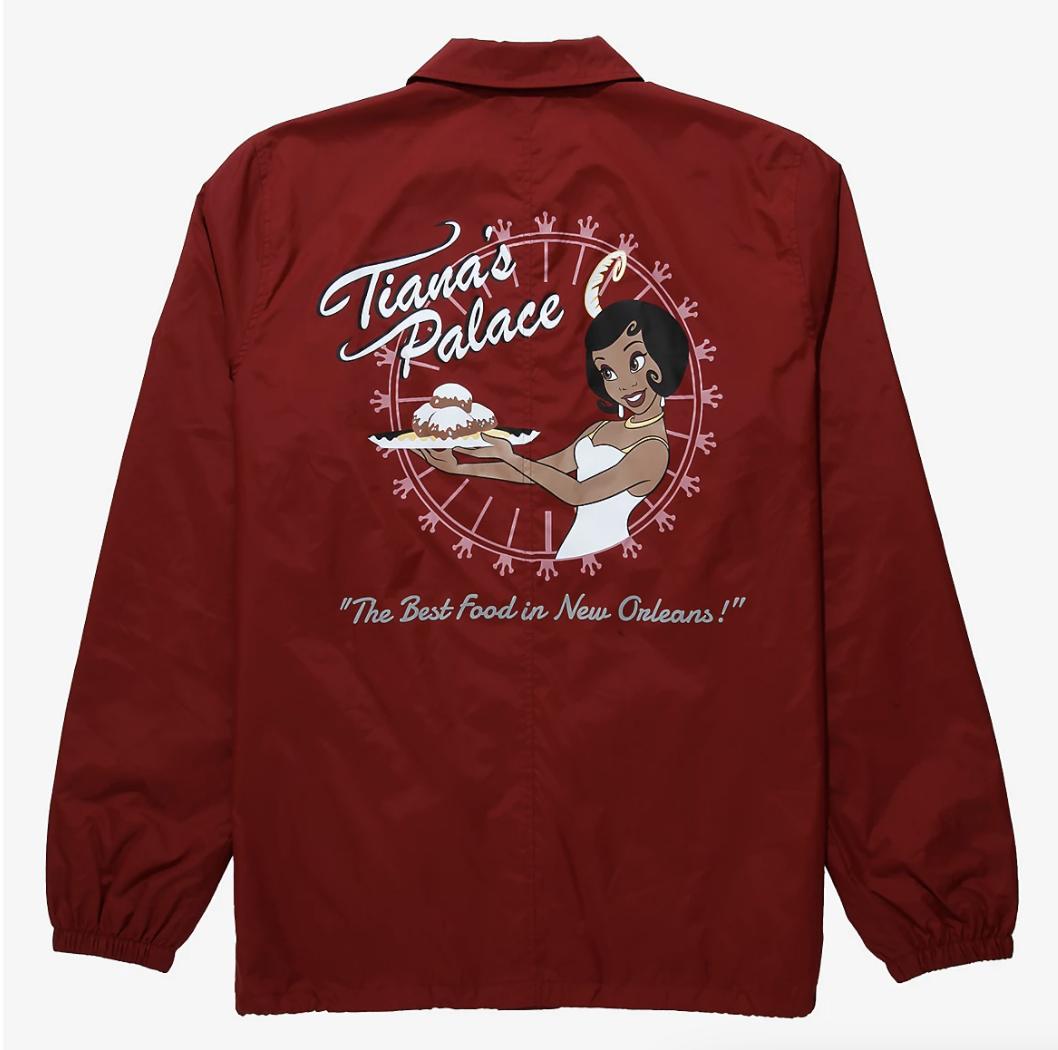 Disney Tianas Place T-Shirt for Women