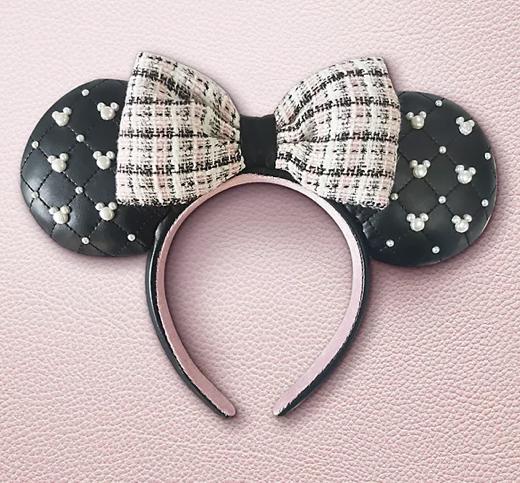Name Minnie ears Custom Disneyland ears Choose color Name Disney ears headband Blue Minnie ears Name Name Minnie Mouse ears