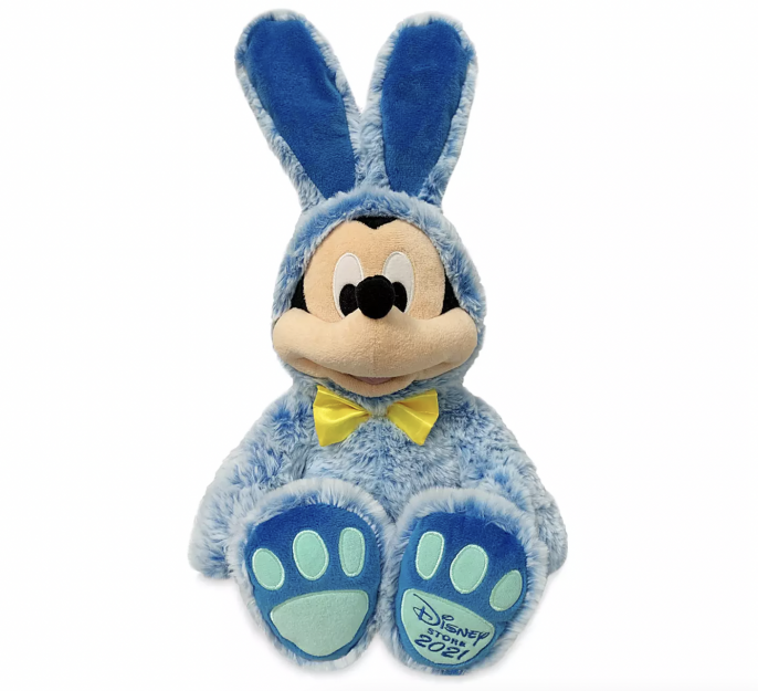 2021 shopdisney mickey mouse plush easter bunny small 1822
