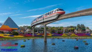 Epcot Monorail Fav