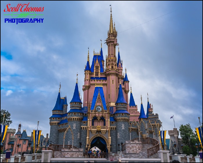 Last Cinderella Castle Pic