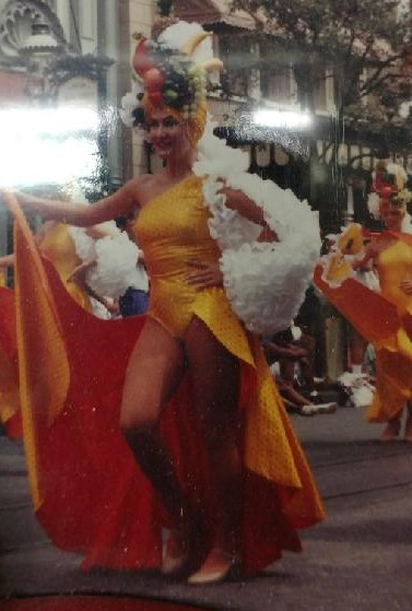 Becky parade