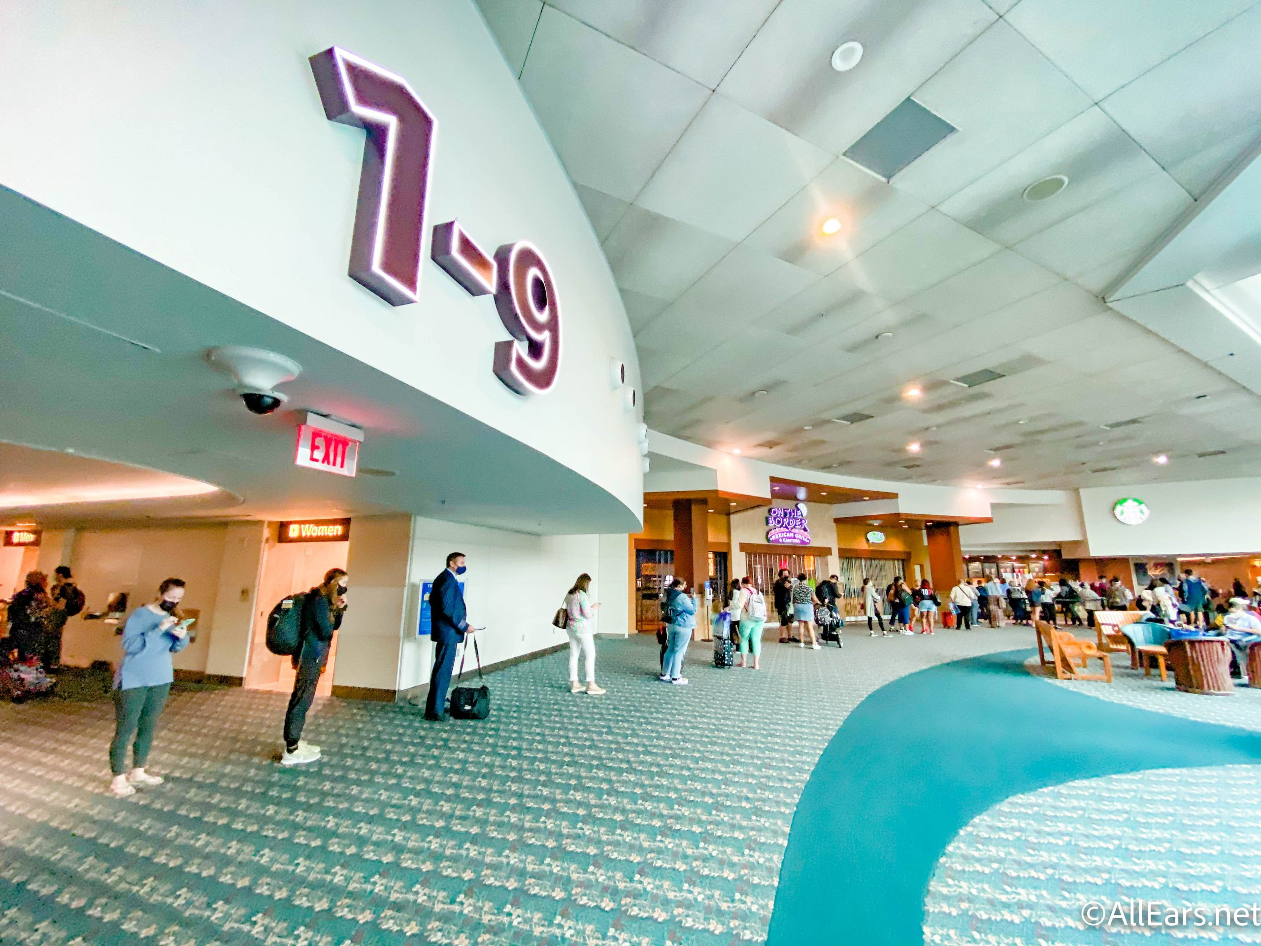 International Travel to Orlando Could Be Getting Back to Normal Soon - AllEars.Net