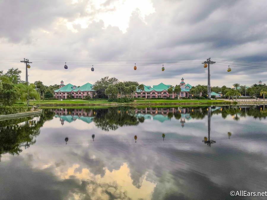 This Walt Disney World Resort Hotel Has One BIG Problem