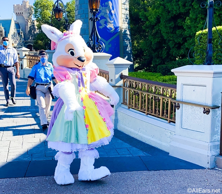 VIDEO: Magic Kingdom Had Some Special Visitors Today! - AllEars.Net