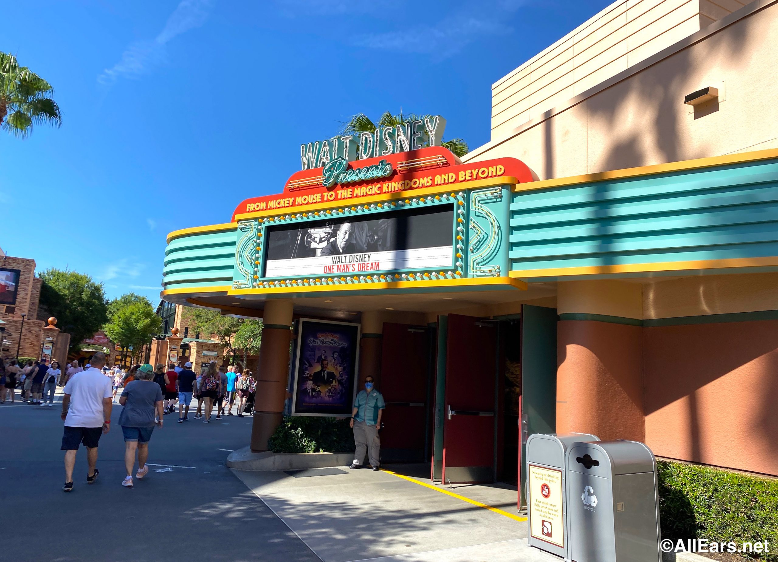 allears.net - Brianna LeCompte - Changes Made to Physical Distancing at a Disney's Hollywood Studios Show