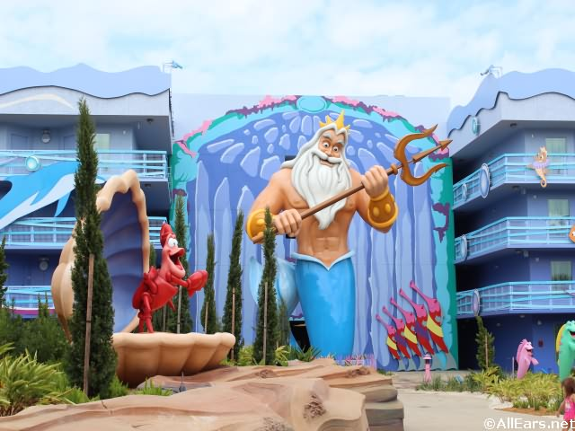 Art Of Animation Resort Walt Disney World Allears Net