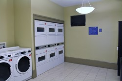 Bay Lake Tower Laundry Room