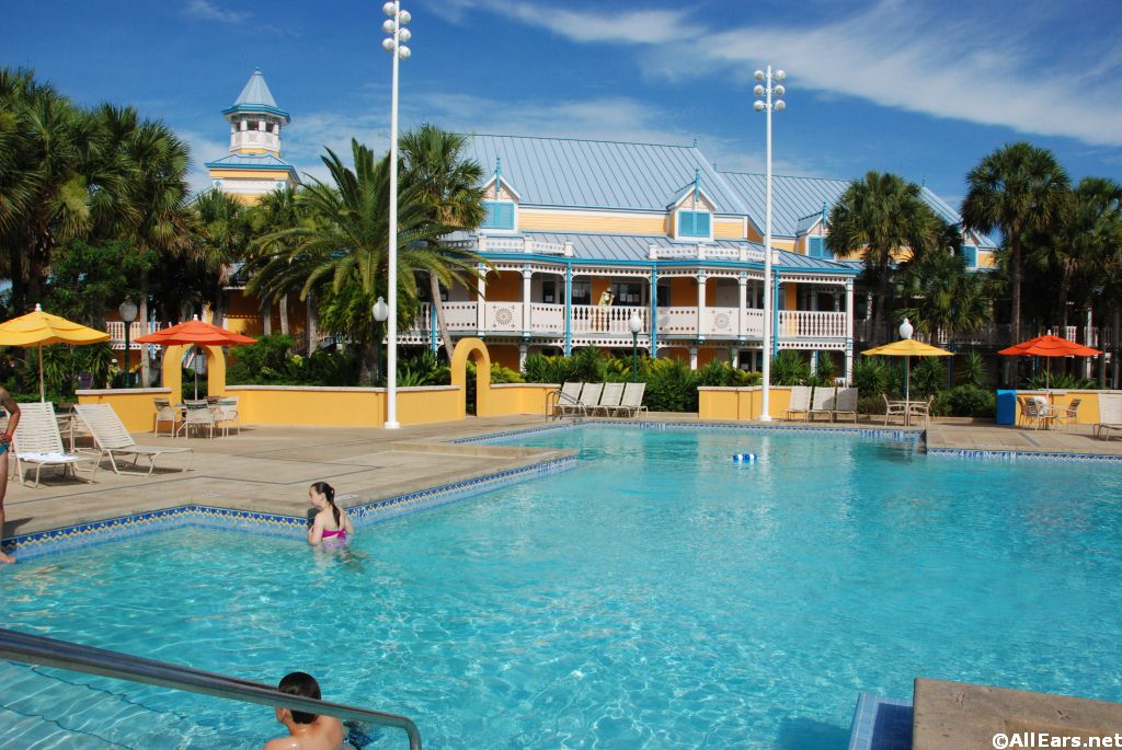 Spotlight on Caribbean Beach Resort