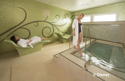 Senses Spa at Grand Floridian Resort