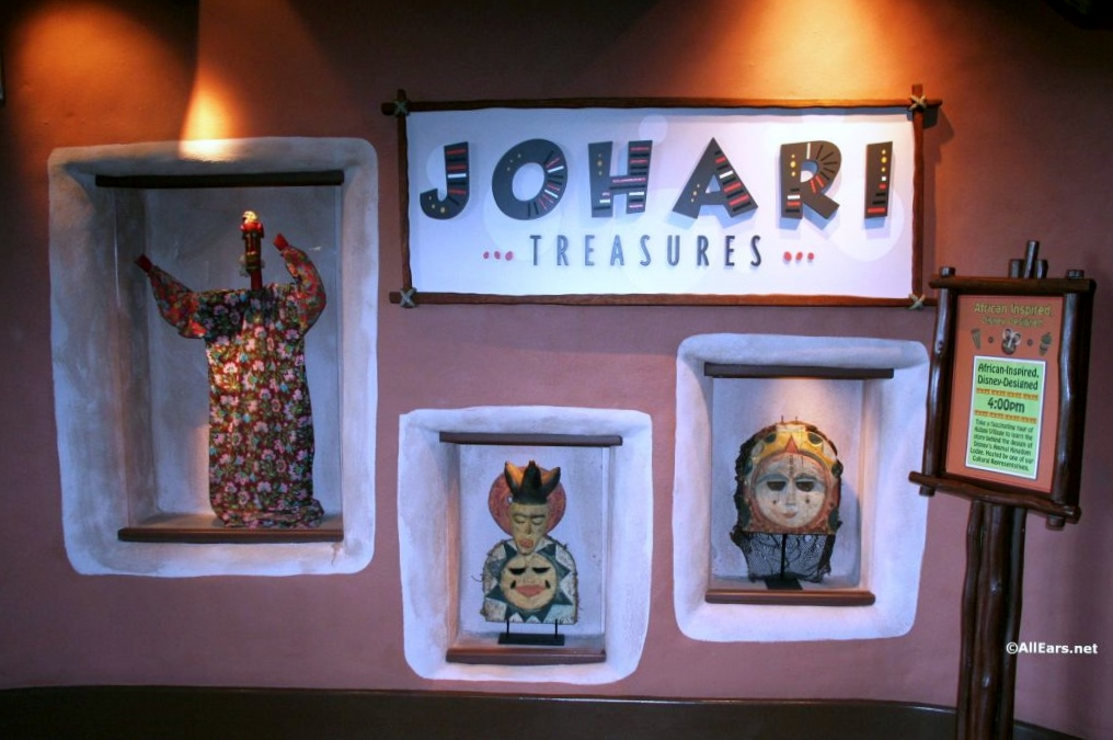 Johari Treasures at Kidani Village