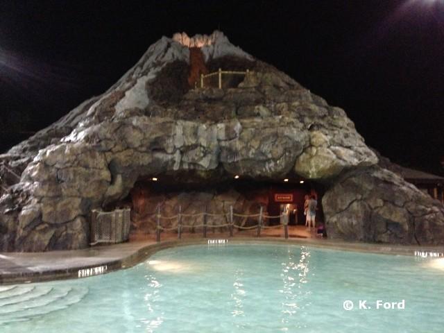Nanea Volcano Pool