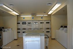 Pop Century Laundry Room