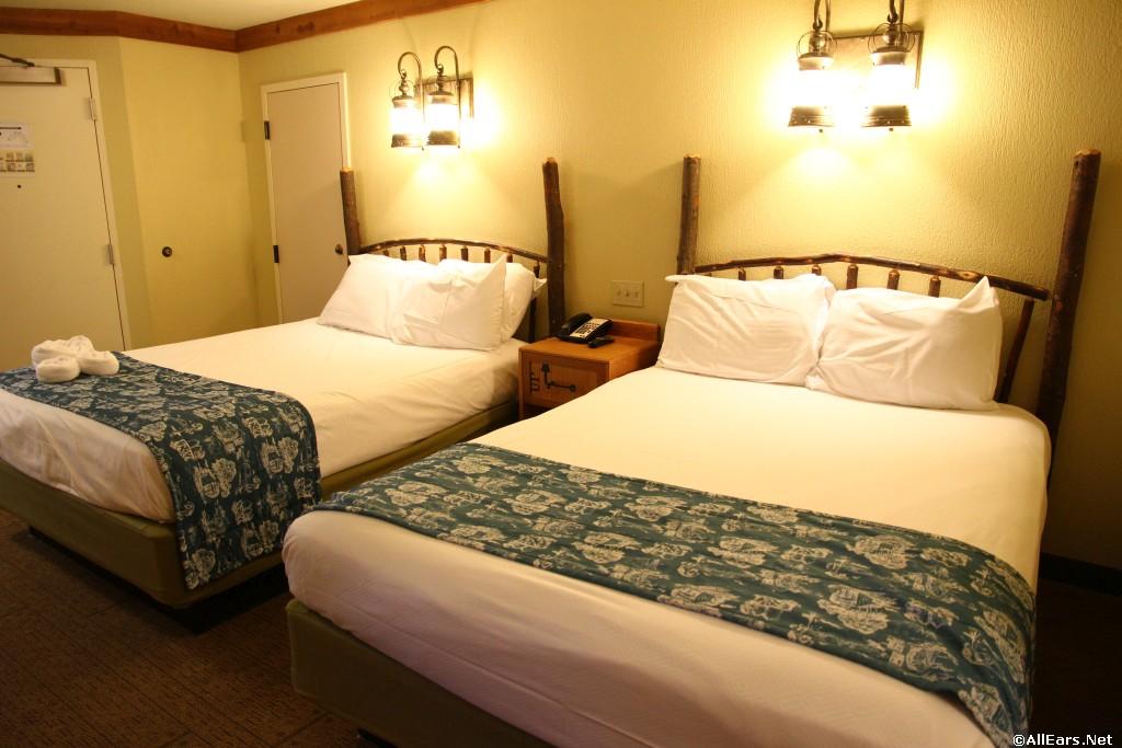VIDEO: Port Orleans Riverside Bayou Room Tour