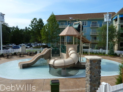 Kid's Aquatic Play Area Paddock Pool