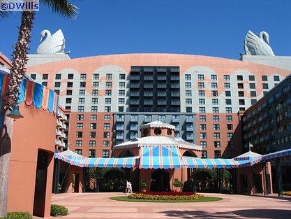 Disney world 12 jours de rêves en image Swan27