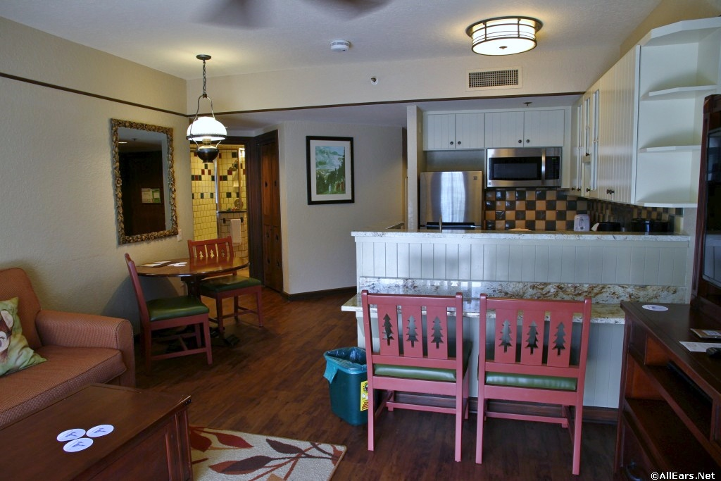 Wilderness Lodge Villas Video Gallery - One-Bedroom Villa