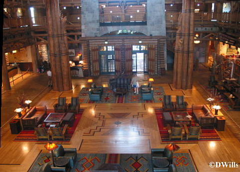 The Real Wilderness Lodge