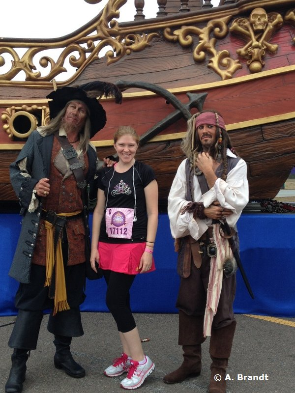Allyson and Pirates