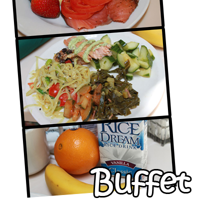 Buffets at Disney World