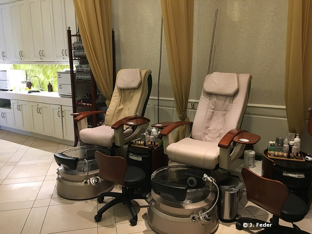 Senses Spa at Disney's Grand Floridian