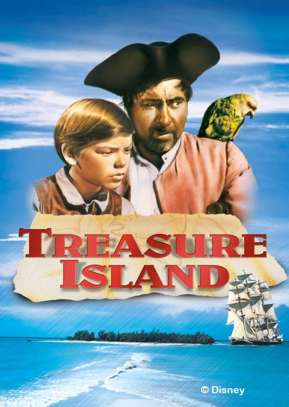 Treasure Island Movie Poster