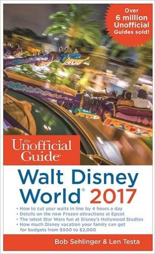 2017 Walt Disney World Guidebooks Reviewed