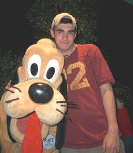 Pete and Pluto