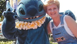 Stitch and Deb Koma