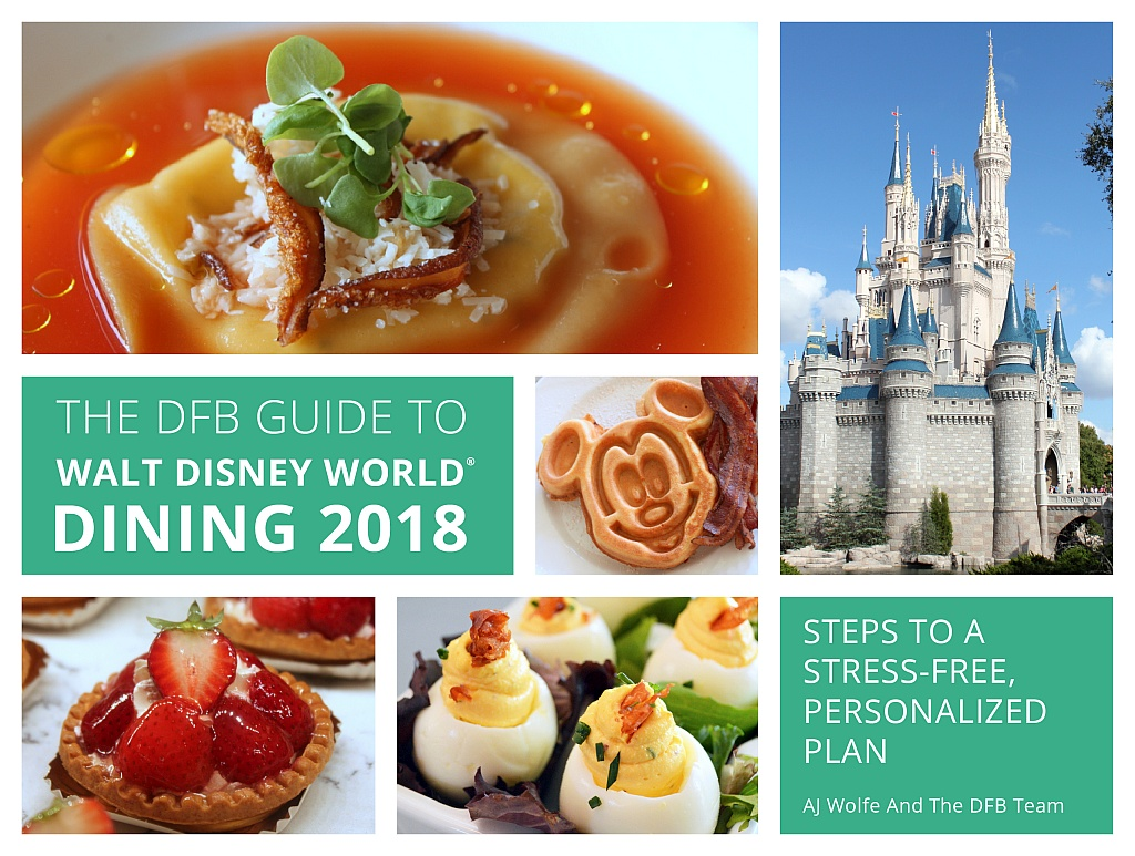 DFB Guide to WDW Dining